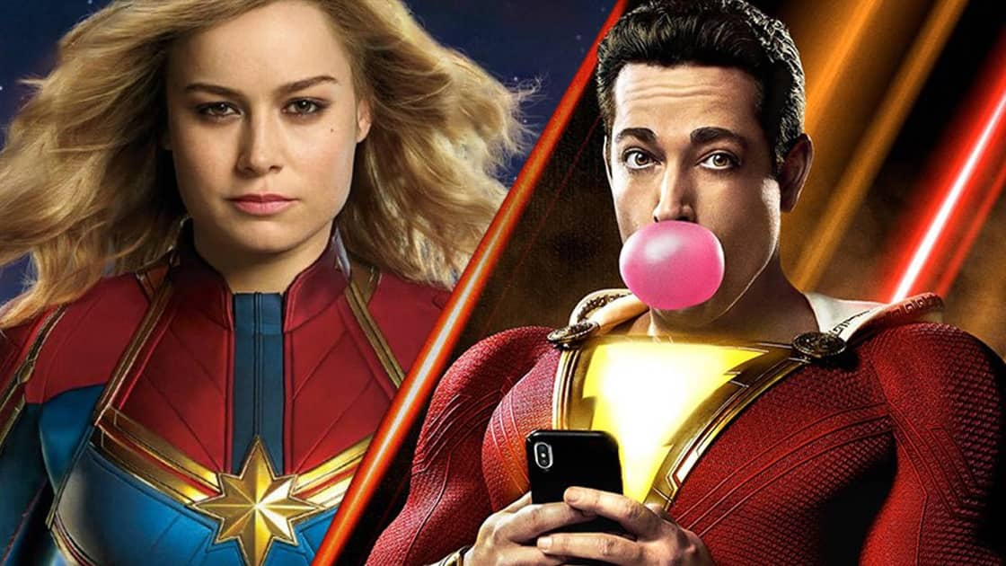 Photo of Captain Marvel vs Shazam – Will The Victor be DC or Marvel?