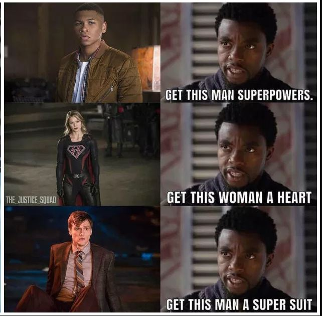 ''Get This Man A Shield'' Memes