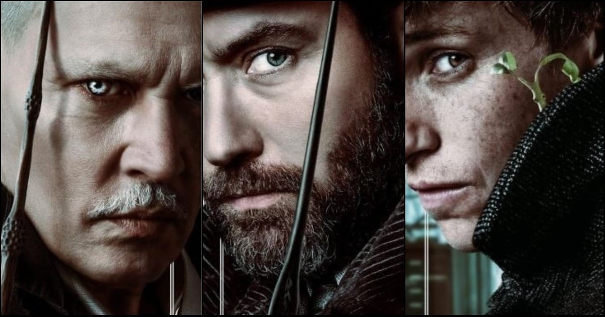 Photo of New Character Posters of Fantastic Beasts: The Crimes of Grindelwald Are Just Tremendous