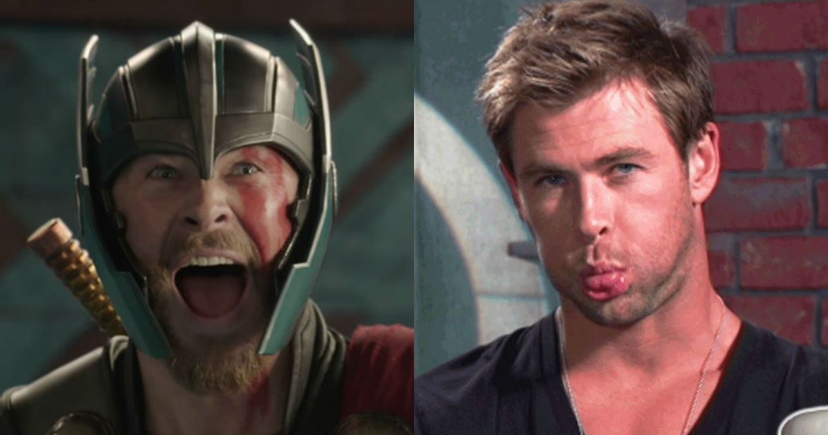 Chris Hemsworth GIFs