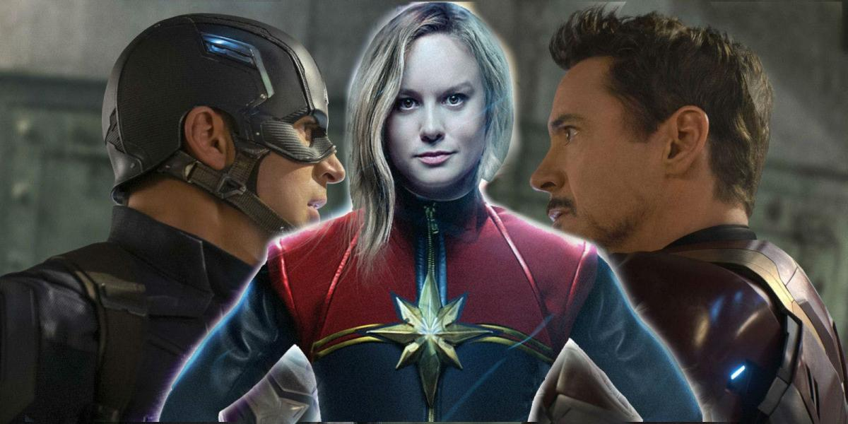 Photo of Captain America: Civil War Had A Captain Marvel Reference That Everyone Missed