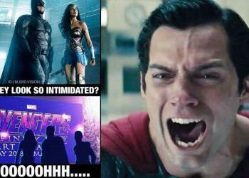 DC Movie Memes