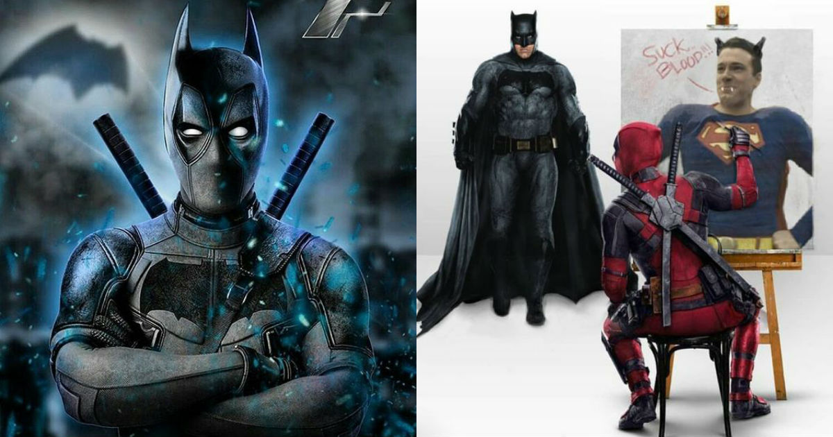 Deadpool Vs Batman Memes