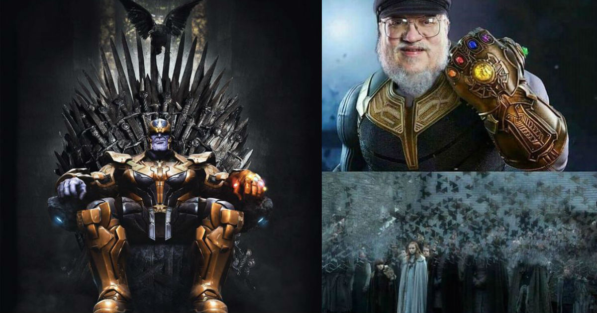 Photo of 26 Savage Game of Thrones Vs Avengers Memes That Will Have You On Roll
