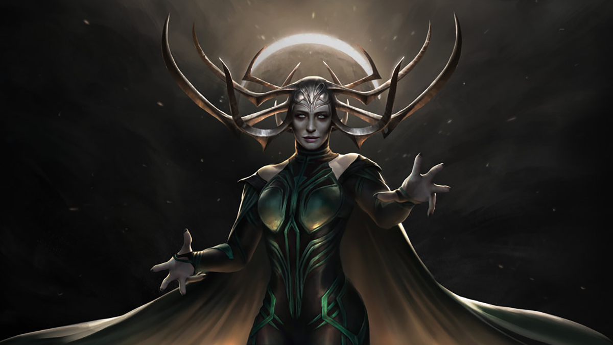 Avengers: Endgame Theory Lady Death