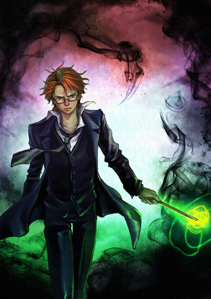 Images of Percy Weasley Fanart - #rock-cafe