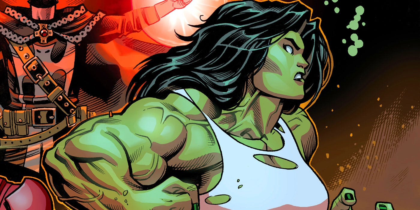 Facts About She-Hulk