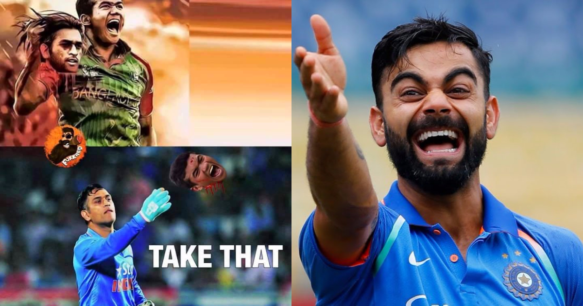 Photo of 27 Funniest India Vs Bangladesh Memes That Will Make You Laugh Hard