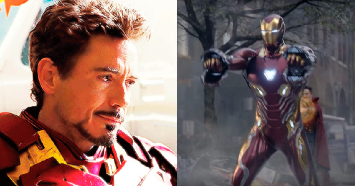 Photo of 30 Mind-Boggling Iron Man GIFs That Every Fan Must See