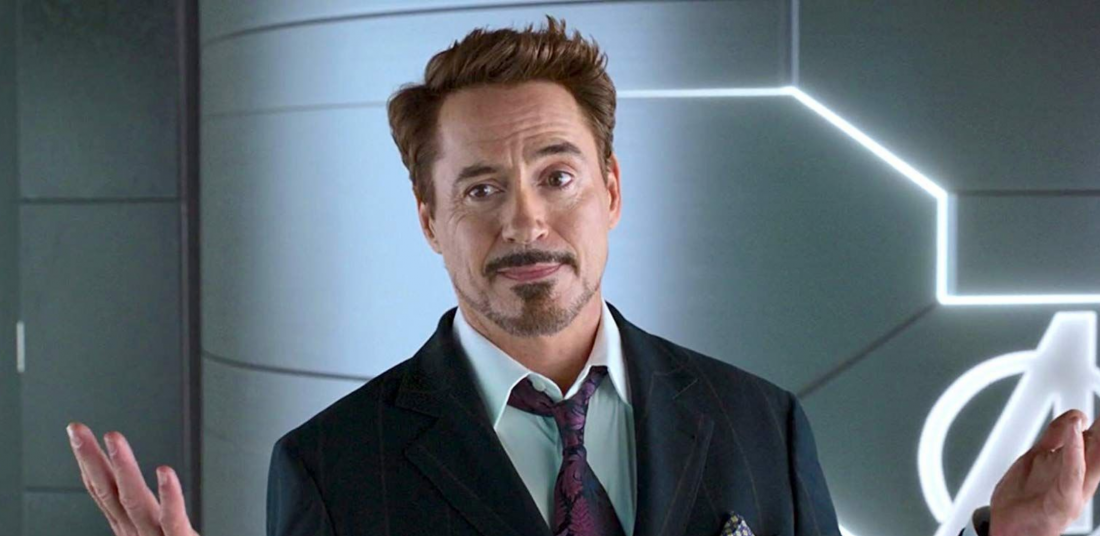 Photo of Robert Downey Jr. Shows How to Make Coffee in Iron Man Style