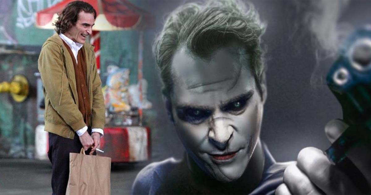 Photo of Joker: Here's The First Look at Joaquin Phoenix Revealed