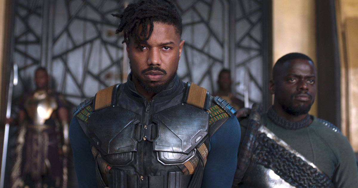 Photo of Black Panther: Danai Gurira Teases Killmonger's Return in Sequel