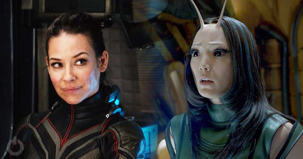 Photo of The New Image Hints Towards 'Wasp/Mantis' Team-Up In Avengers 4