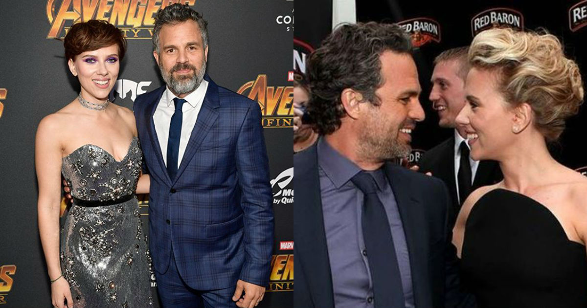 Photo of 30 Fabulous Images of Mark Ruffalo And Scarlett Johansson Together