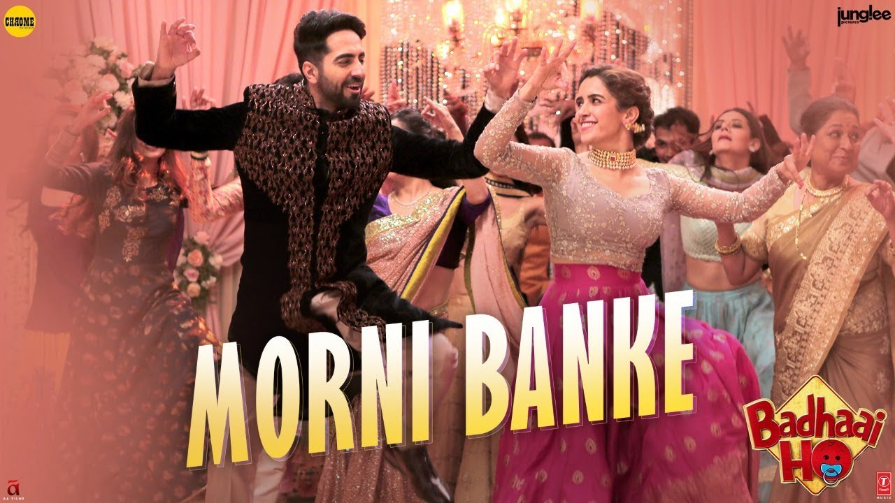 Photo of Morni Banke Lyrics and Video from the Movie 'Badhaai Ho'