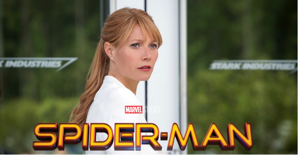 Spider-Man: Far From Home Gwyneth Paltrow Pepper Potts