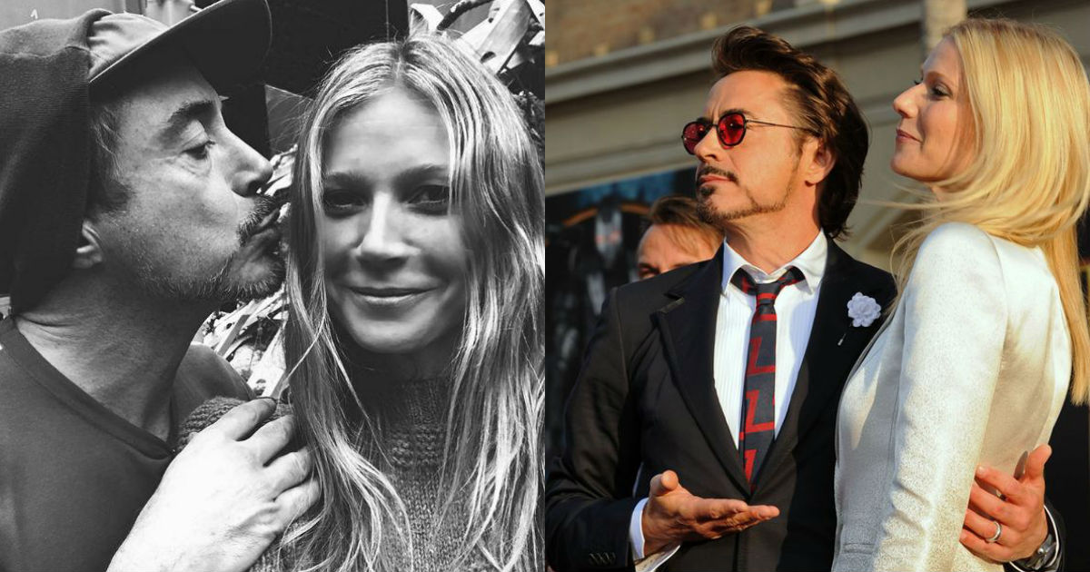 Photo of 33 Adorable Moments of Robert Downey Jr. And Gwyneth Paltrow Together