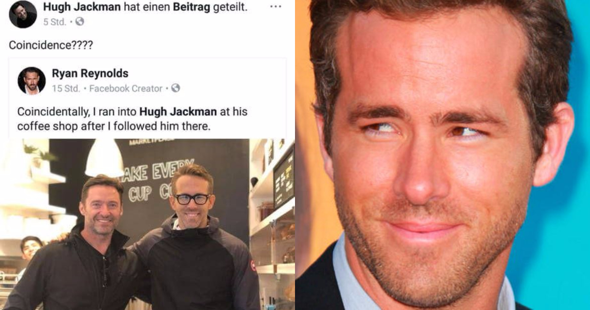 Photo of 27 Times Ryan Reynolds Funny Moments Proved That He's A Perfect Deadpool