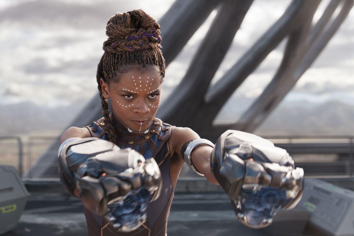 Shuri Avengers 4 Black Panther 2 Letitia Wright