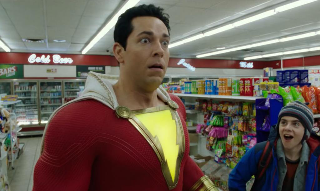 Shazam! Man of Steel