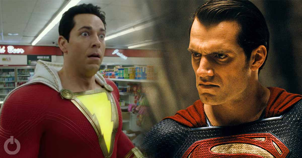 Photo of New Photo Leaks of Shazam! Reveal Superman is Making a Cameo