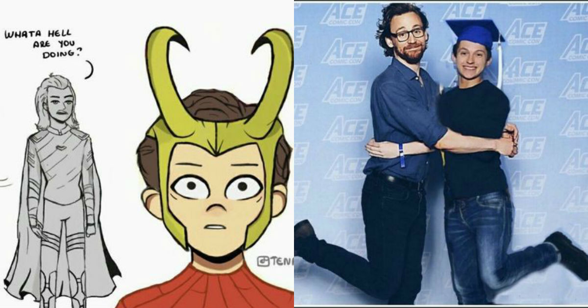 Photo of 25 Adorable Spider-Man And Loki Memes That Will Make You Laugh