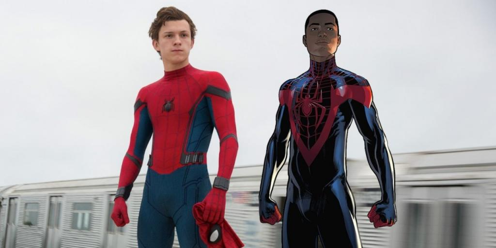 Spider-Man: Far From Home Director Miles Morales