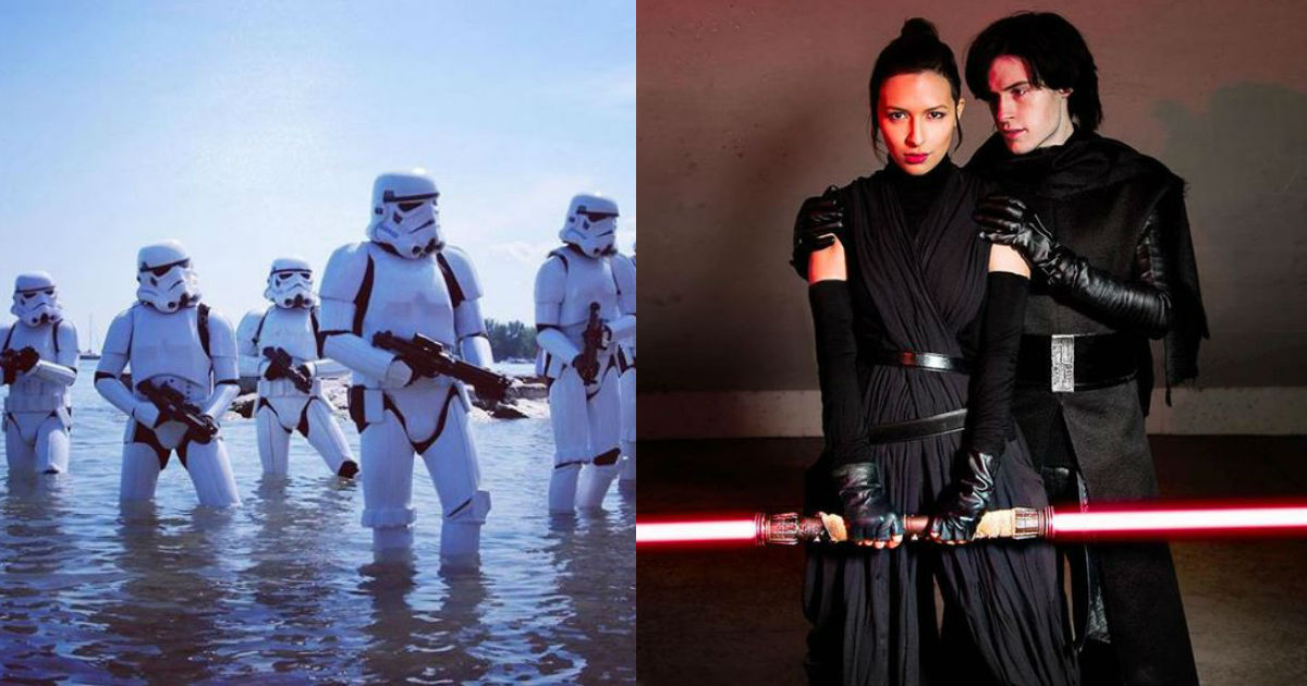 Photo of 27 Extremely Real Star Wars Cosplays That Will Blow Your Mind