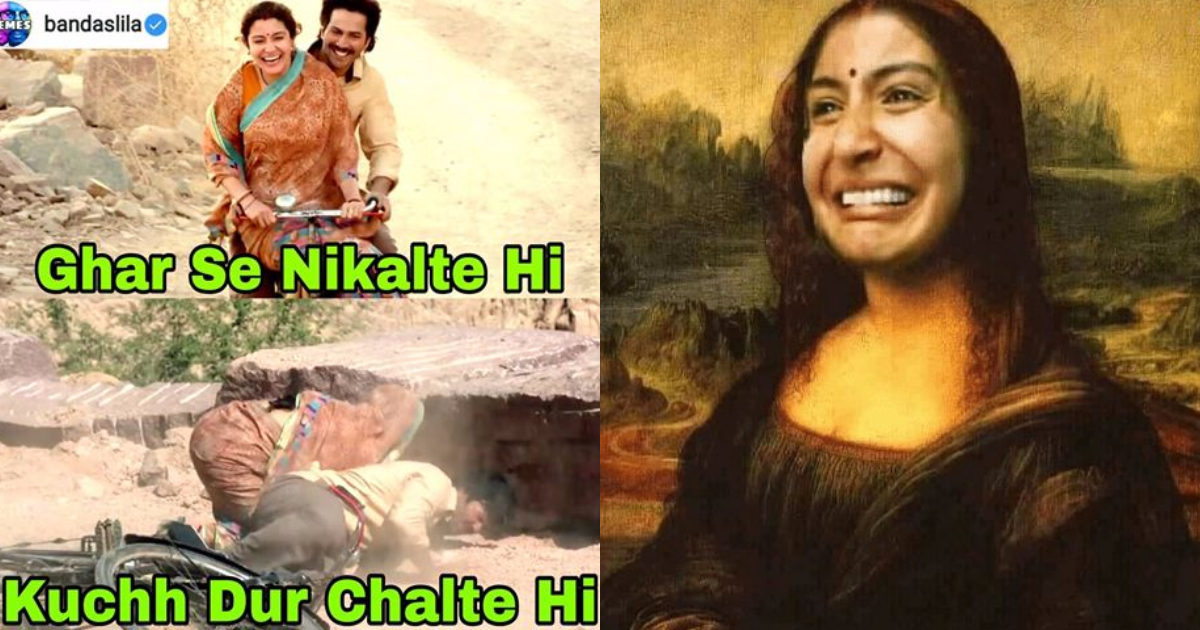 Photo of 25 Savagely Funny Sui Dhaaga Memes That Will Make You Laugh Hard