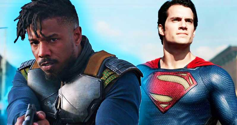 "Photo of Will Michael B. Jordan's Casting Prove To Be ""Black Kryptonite"" For DCEU?"
