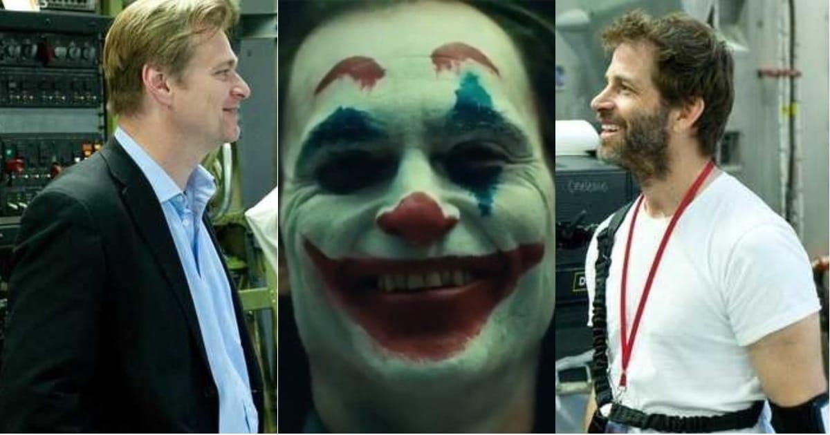 Photo of The Joker Movie Gotham's Map Teases Snyder-Nolan Easter-eggs