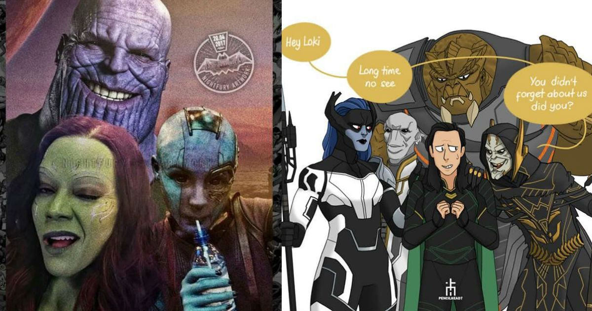 Photo of 30 Hilarious Thanos And Black Order Memes That Will Have You On Roll