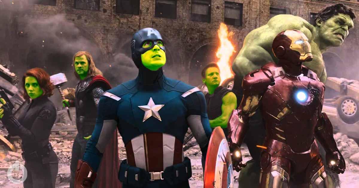 Avengers 5 Title Bob Iger