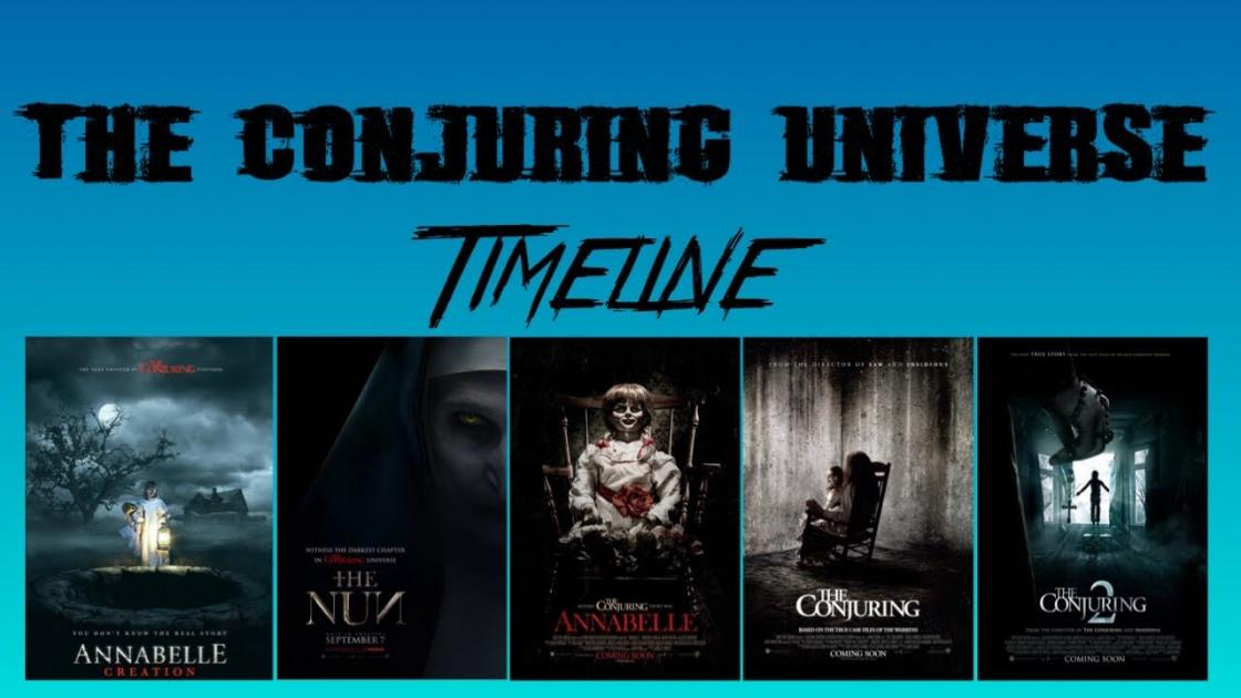 The Nun The Conjuring Universe