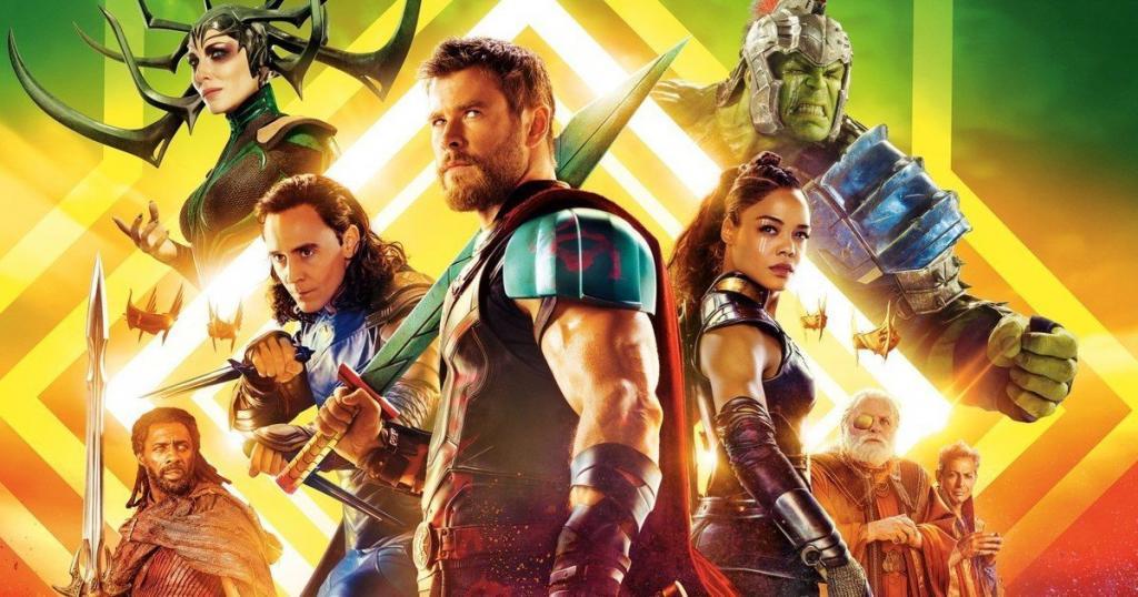 Thor: Ragnarok Odin's Infinity Gauntlet