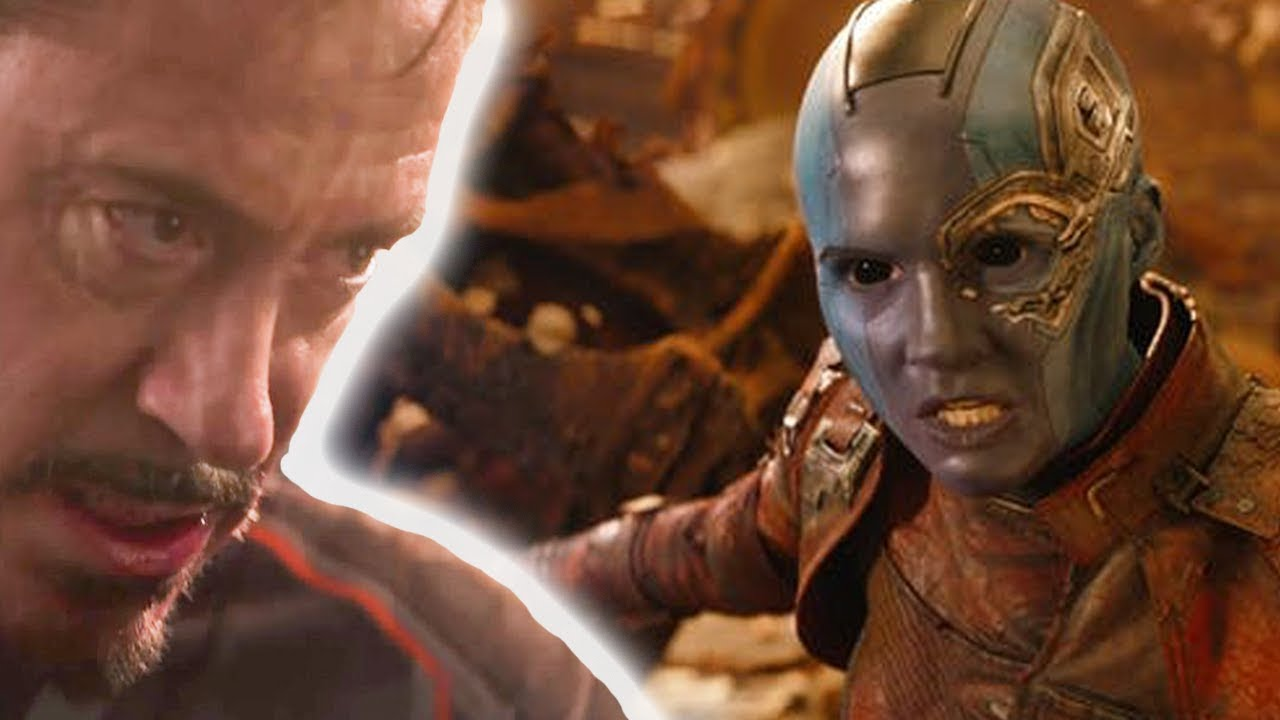 Avengers: Infinity War Doctor Strange Time Stone