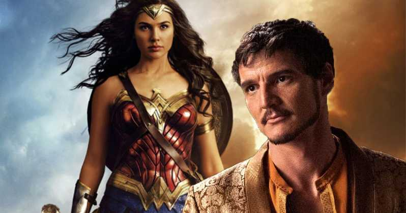 Photo of Wonder Woman 1984: Pedro Pascal Will be Playing This Character?