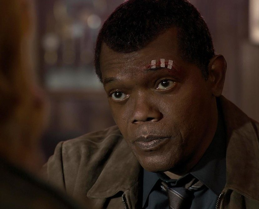 Captain Marvel Theory Nick Fury