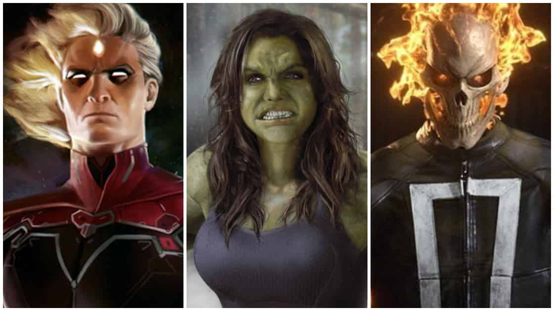 Photo of 15 Astounding Marvel Superheroes Who Were at The Doorstep of MCU