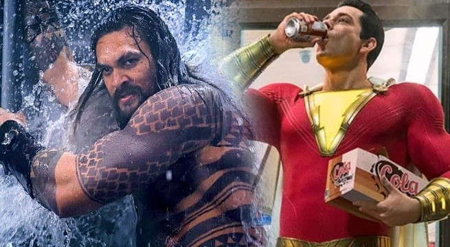 Photo of Shazam! Beats Aquaman's Preview Screening Box Office Record