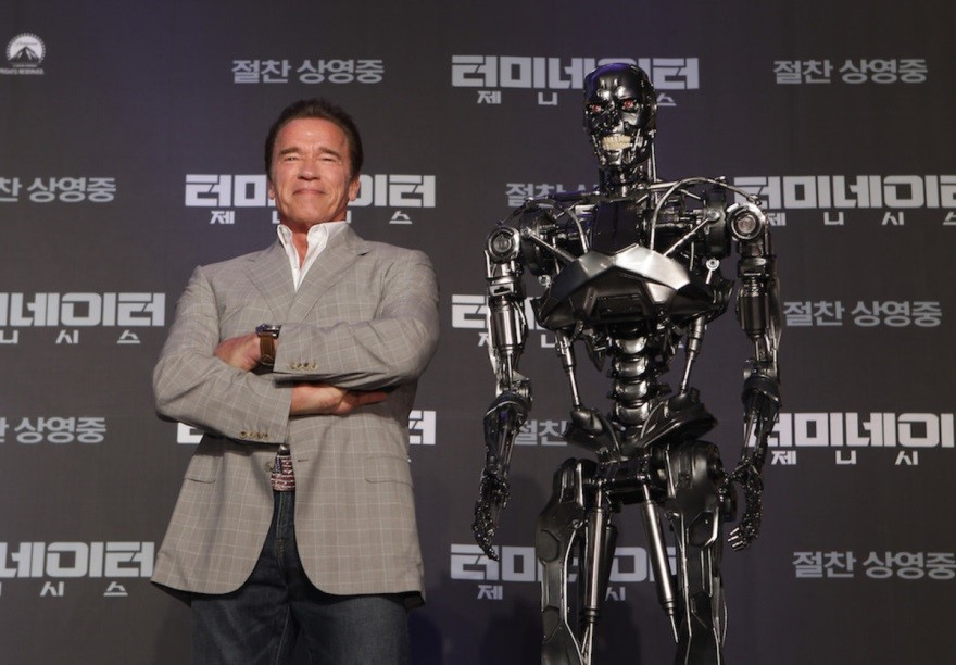 Terminator 6 Title Terminator: Dark Fate