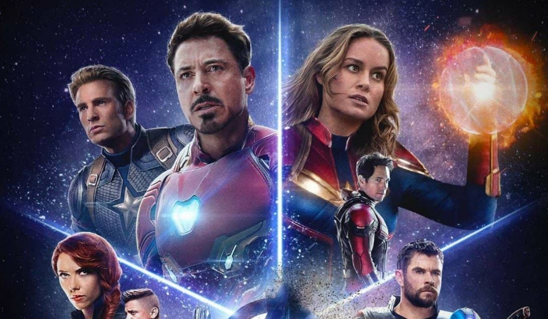 Avengers 4: Captain America and Iron Man Reunite