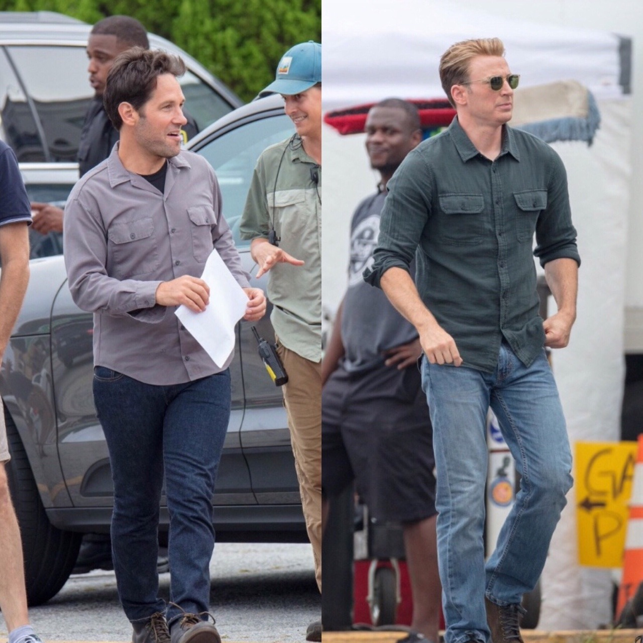Avengers 4 Reshoots Captain America: The Winter Soldier