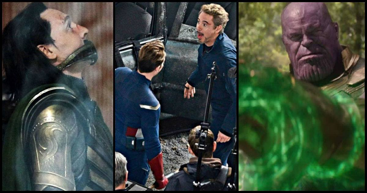 Photo of Avengers 4 Theory – Time Travel Set Images Are A Huge Distraction