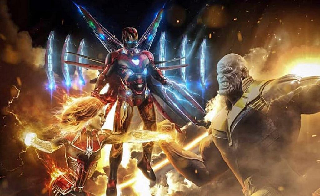 Photo of This Avengers 4 Ending Has Thanos Surrounded By Non-Avengers!