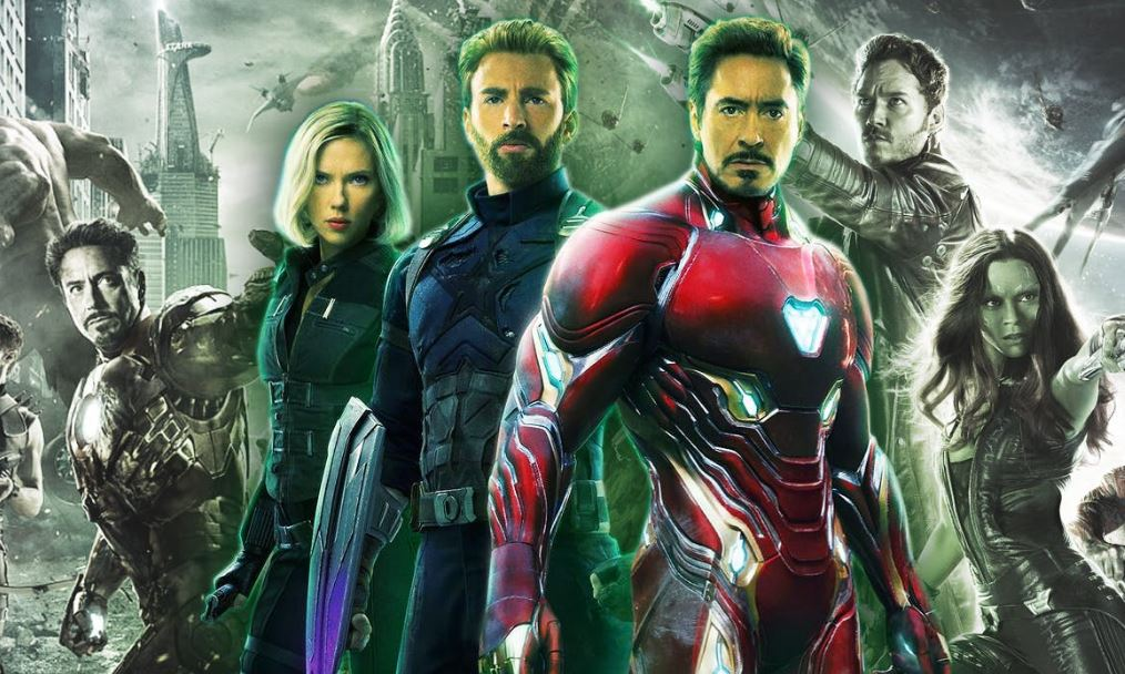 Avengers: Endgame Theory Time Travel Time Projection