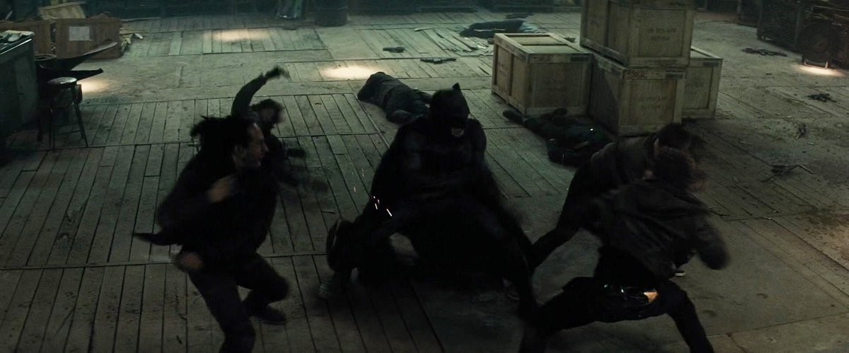 Photo of Batman V Superman: This Deleted Warehouse Moment Would've Been Highly Controversial