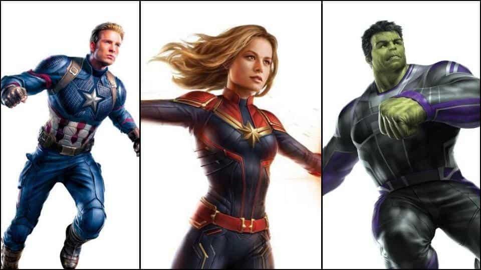 Ronin Captain America Iron Man Avengers 4