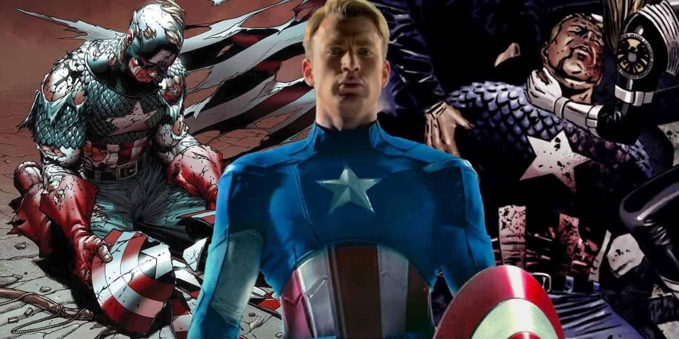 Mid Credits Scene of Avengers 4