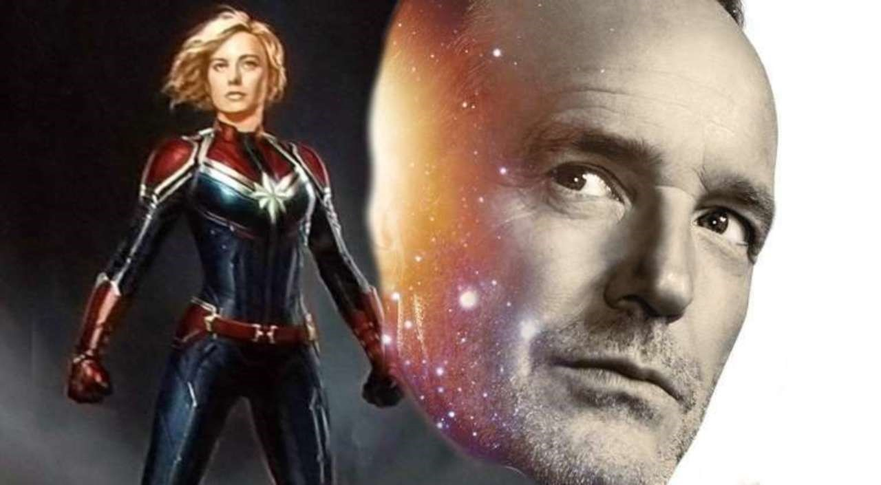 Photo of New 'Captain Marvel' Clip Features Clark Gregg's De-Aged Agent Coulson